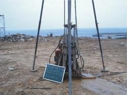 中国地矿钻探超过2100米 刷新国内最深纪录