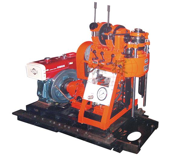 江探180型移动高速钻机