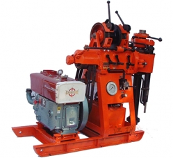 Jiang tse-150 high-speed drilling rig (without pump)